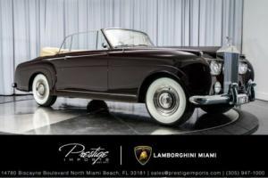 1957 Rolls-Royce SILVER CLOUD for Sale