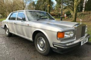 Rolls-Royce Silver Spirit.1989. Silver. Beautiful example for Sale