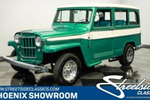 1961 Willys Jeep Wagon for Sale