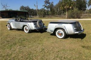 1948 Willys Jeepster Trailer for Sale