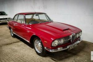 1964 Alfa Romeo 2600 Sprint Coupe - RHD for Sale