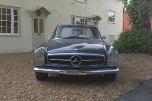 1967 SL 250 Mercedes Pagoda W113