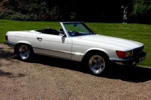 Mercedes 450 SL Sports convertible Automatic