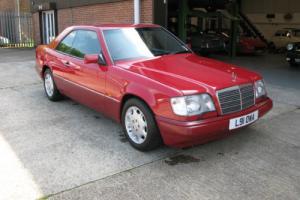 1994 Mercedes-Benz E320 Coupe