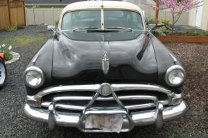 "1952 Hudson Hornet Twin ""H"" Power 4 Door"