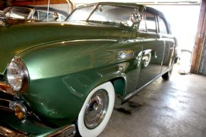 1951 Frazer Manhattan Four-door convertible- rare rare rare