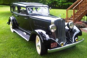 1933 Hupmobile KK321A