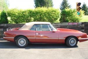 1987 Avanti Convertible, Michael Kelly, v8, California/Arizona Car 95k miles