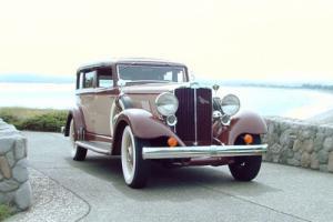 1932 I-226 Hupmobile-Very Rare