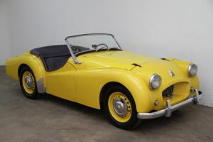 1954 Triumph TR2 - Comes with Matching Numbers and a Heritage Certificate