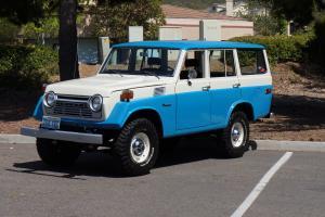 Toyota Land Cruiser FJ55 1978