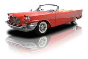 Frame Off Restored 300C Convertible 392 Dual Quad HEMI