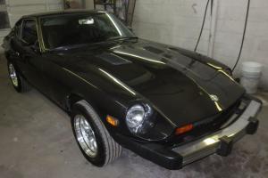 1978 DATSUN 280Z COUPE RARE TRUE BLACKPEARL EDITION MUST SEE