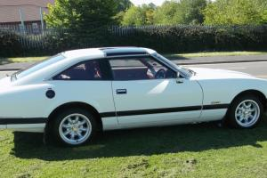 STUNNING CLASSIC 1983 DATSUN / NISSAN 280 ZX TARGA AUTO WHITE /RED CLOTH TRIM