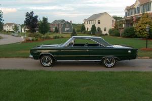"1967 Plymouth GTX ""F.A.S.T."" pakage"