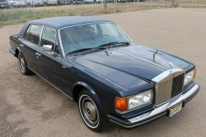 1985 Rolls Royce Silver Spur Photo