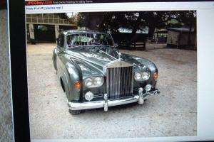 1965 ROLLS ROYCE SILVER CLOUD III LHD USA Spec Photo