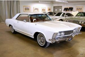 STUNNING BUICK RIVIERA - 401 NAILHEAD - GARAGE KEPT - BELIEVED TO HAVE JUST 12k!