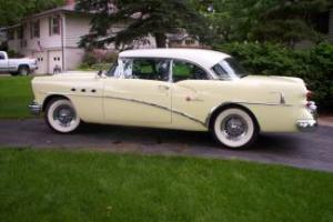 1954 Buick Century Model 66 2 Door Hardtop, Frame on Rebuild!