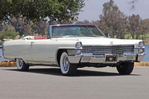 1965 Cadillac Eldorado Convertible Excellent Condition Inside and Out Must See!!