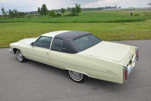 1976 Cadillac Coupe DeVille - 4,000 Miles - Beautiful!