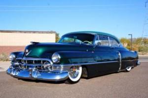 1950 Cadillac Coupe De Ville Rare Series 61 Show Quality Turn Key!