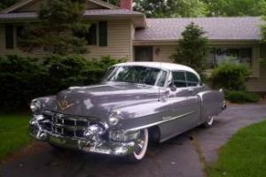 1953 Cadillac 62 Series 2 Door Hardtop, Complete Rebuild in 2005!
