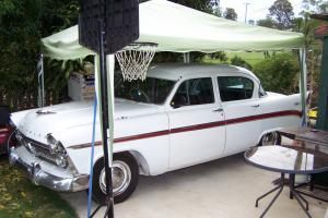 Chrysler Royal 1960 4D Sedan 3 SP Manual 3 8L Carb