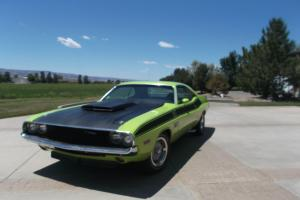 1970 CHALLENGER T/A REAL