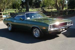 1970 Dodge Challenger 472 Hemi