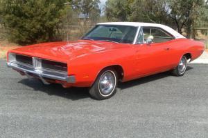 1969 Dodge Charger BIG Block AIR Steer Full History Suit Valiant Mopar Hemi Fans