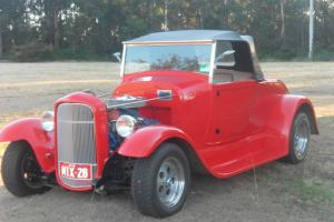 HOT ROD 1928 Ford Roadster