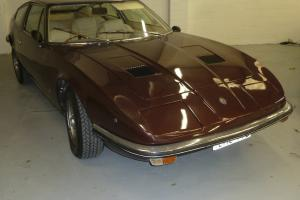 Maserati Indy 1972 AM116 Hatchback