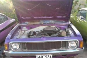 VJ Charger 1974 Purple
