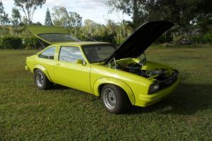 Torana V8 Hatch NOT SLR A9X L34 LH LX