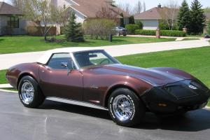 loaded 1974 Corvette Convertible