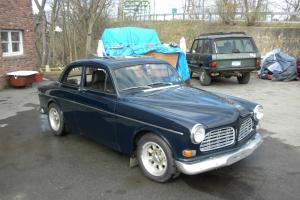 1968 122S Volvo