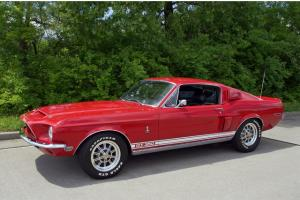 1968 Shelby GT350 Tribute, Complete Shelby Body Kit, 302 V8, 5 Speed, A/C
