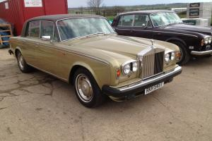 1979 ROLLS ROYCE SILVER SHADOW 11 .