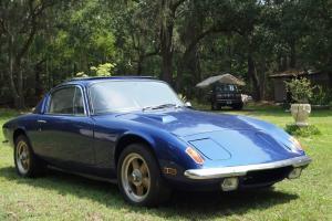 Lotus Elan 2S  1.6L, 1973 Photo