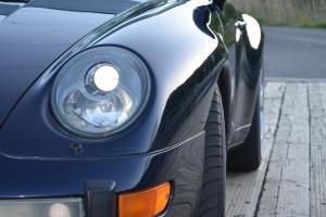 1995 Porsche 993 cabriolet tiptronic