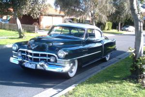 1951 Cadillac Series 62 Coupe Deville