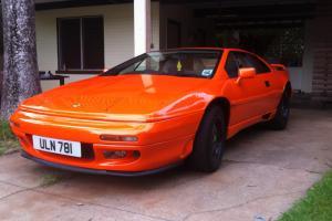 Lotus Esprit Turbo NO Reserve