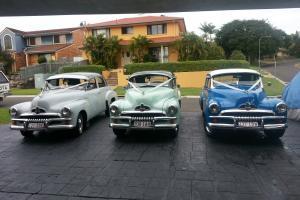 FJ HOLDENS1955 56 Three Classisc Cars