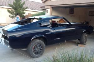 1967 MUSTANG FASTBACK GT500