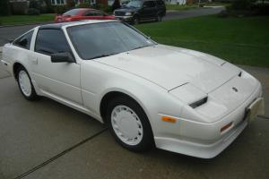 1988 300ZX TURBO SHIRO SS IN EXCELLENT SHAPE ( 76.5K ORIG MILES ) .