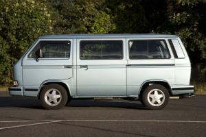 VOLKSWAGEN CARAVELLE 2.5i T25/T3 SOUTH AFRICAN 1992