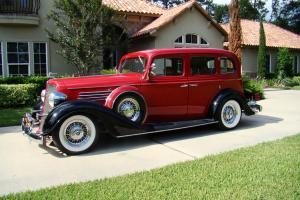 1935 Buick Sedan Resto-Rod