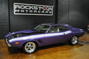 1973 Dodge Challenger R/T..360 Bored over .30...4 spd..New Interior..