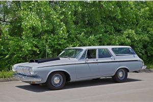 1963 Dodge Wagon, 440 Max Wedge, 4 Speed, Ultimate Sleeper!